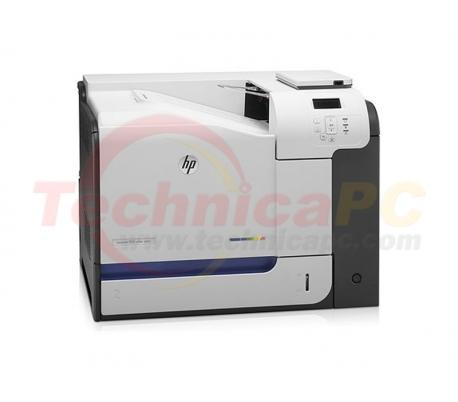 HP Laserjet M551DN Laser Color Printer