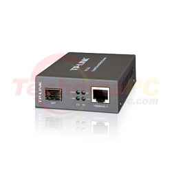 TP-Link TL-MC220L Gigabit Media Converter