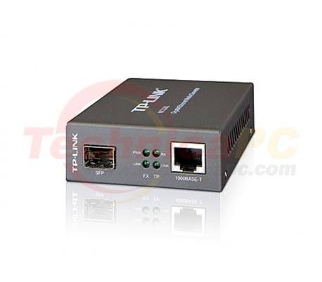 TP-Link TL-MC220L Gigabit Media Converter