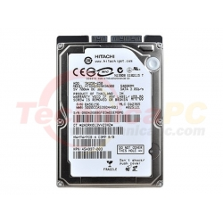 Hitachi Travelstar 250GB SATA 5400RPM HDD Internal 2.5""
