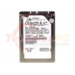 Hitachi Travelstar 320GB SATA 5400RPM HDD Internal 2.5""