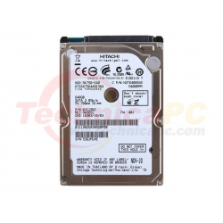 Hitachi Travelstar 640GB SATA 5400RPM HDD Internal 2.5""