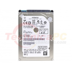 Hitachi Travelstar 1TB SATA 5400RPM HDD Internal 2.5""