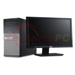 "DELL Optiplex 3010MT (Mini Tower) Pentium G630 LCD 18.5"" Desktop PC"
