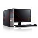 "DELL Optiplex 3010DT (Desktop Tower) Core i3-2120 LCD 18.5"" Desktop PC"