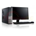 "DELL Optiplex 7010DT (Desktop Tower) Core i3-2120 LCD 18.5"" Desktop PC"