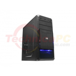 Digital Alliance AirForces ONE Desktop PC Case + Power Supply 450Watt