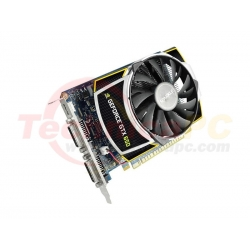 Sparkle NVIDIA Geforce GTX 650 OC 1GB DDR5 128 Bit VGA Card