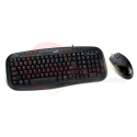 Genius KM-200 USB Wired Keyboard & Mouse Bundle