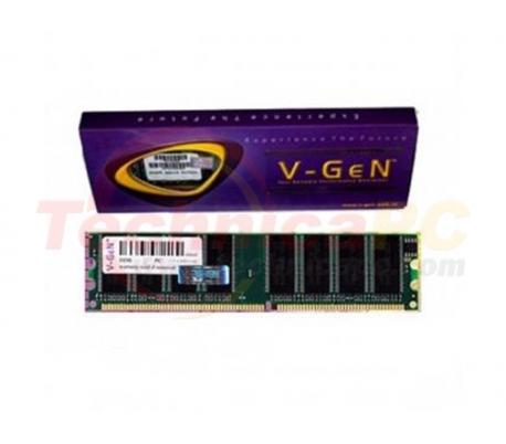 V-Gen DDR3 4GB 1600MHz PC-12800 PC Memory