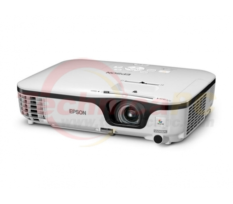 Epson EB-W12 WXGA LCD Projector
