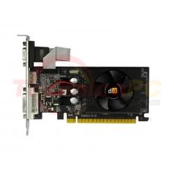 Digital Alliance NVIDIA Geforce GT 610 2GB DDR3 64 Bit VGA Card