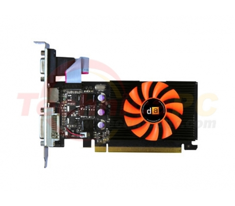 Digital Alliance NVIDIA Geforce GT 440LP 2048MB DDR3 128 Bit VGA Card