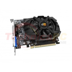Digital Alliance NVIDIA Geforce GTX 650 1024MB DDR5 128 Bit VGA Card