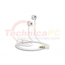 Sennheiser CX-300-II Precision White Headset