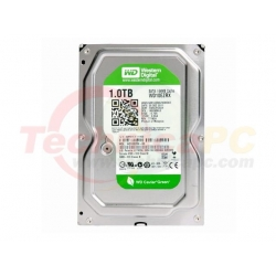 Western Digital Caviar 1TB SATA Green WD10EZRX HDD Internal 3.5""