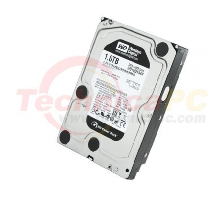 Western Digital Caviar 1TB SATA Black WD1002FAEX HDD Internal 3.5""