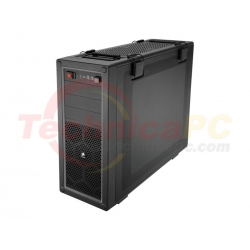 Corsair Vengeance C70 Gunmetal Black Desktop PC Case