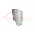 iBos Ufora LP5 Glossy White Desktop PC Case + Power Supply 500Watt
