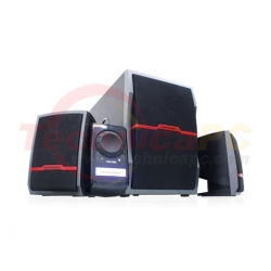 Simbadda CST 5300N 30W RMS Wire Remomte 2.1 Speaker