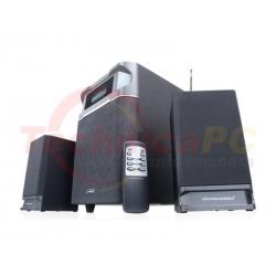 Simbadda CST 9650N 60W RMS Remote FM 2.1 Speaker