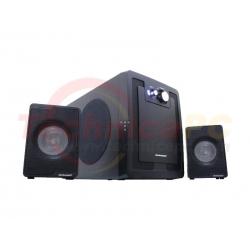 Simbadda CST 9300N 80W RMS Remote 2.1 Speaker