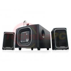 Simbadda CST 2700N 45W RMS SDCARD USB Remote 2.1 Speaker
