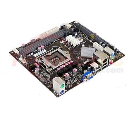 ECS H61H2-MV Socket 1155 Motherboard