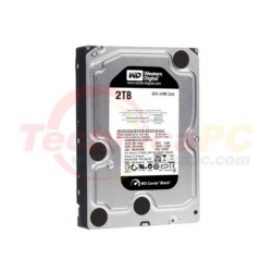 Western Digital Caviar 2TB SATA Black WD2002FAEX HDD Internal 3.5""