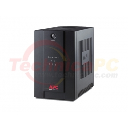 APC BR500CI-AS 500VA Tower UPS