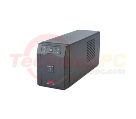 APC SC420i 420VA Smart Tower UPS