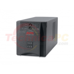 APC SUA750i 750VA Smart Tower UPS