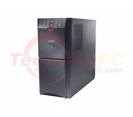 APC SUA3000i 3000VA Smart Tower UPS