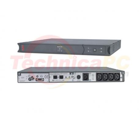 APC SC450RMi1U 450VA 1U Smart Rackmount UPS