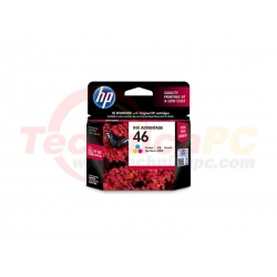 HP CZ638 Color Printer Ink Cartridge