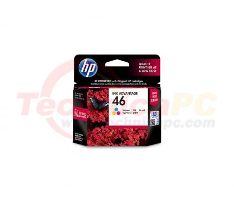 HP CZ638 Color Printer Ink Cartridge