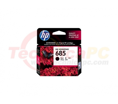 HP CZ121AA Black Printer ink Cartridge