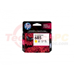 HP CZ124AA Yellow Printer ink Cartridge