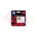 HP CZ124AA Yellow Printer ink Cartridge