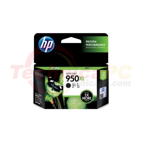 HP CN045AA Black Printer Ink Cartridge