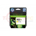 HP CN048AA Yellow Printer Ink Cartridge