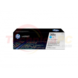 HP CE411A Cyan Printer Ink Toner