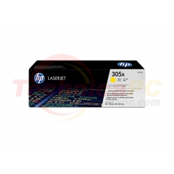 HP CE412A Yellow Printer ink Toner