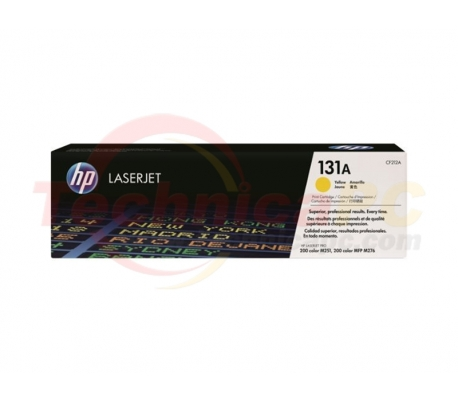 HP CF212 Yellow Printer Ink Toner