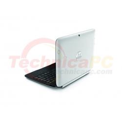 "HP Slatebook 10-H007RU Quad Core T40S 2GB eMMC64GB 10.1"" White Netbook Laptop"