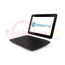 "HP Slatebook 10-H007RU Quad Core T40S 2GB eMMC64GB 10.1"" Red Netbook Laptop"