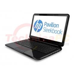 "HP Pavilion Sleekbook B039TU Intel Dual Core 987 2GB 500GB 14"" Black Notebook Laptop"