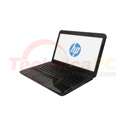 "HP 1000-1329TU Intel B960 2GB 500GB 14"" Black Notebook Laptop"