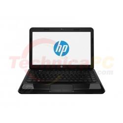 """HP 1000-1431TU Core i3-3110M 2GB 500GB 14"""" Black Notebook Laptop"""