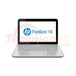 "HP Pavilion 14-E016TX Core i5-3230M 4GB 750GB 14"" White Notebook Laptop"